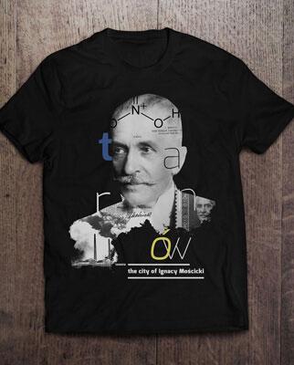 Koszulka z Ignacym Mościckim