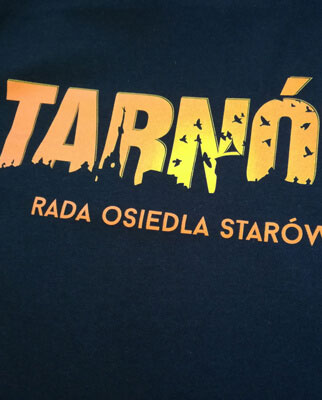 Koszulka rady starówki Tarnów